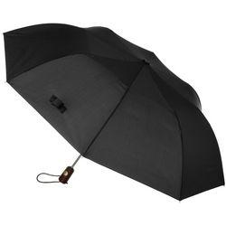 Totes Solid Wooden Handle Umbrella