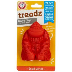 Treadz Gorilla Dental Dog Toy