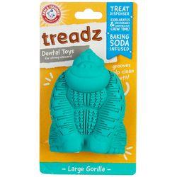 Treadz Super Gorilla Dental Dog Toy