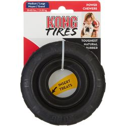 Kong Classic Medium Power Chewers Tire Dog Toy