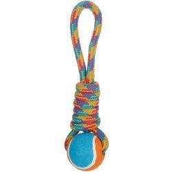 Bounce & Pounce Braided Rope Tug Dog Toy
