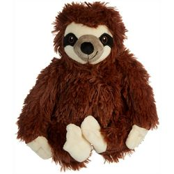 Bounce & Pounce Sloth Plush Dog Toy