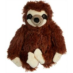 Sloth Plush Dog Toy