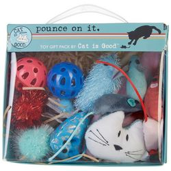 Cat is Good 12-pc. Toy Gift Set