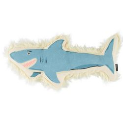 Harry Barker Canvas Shark Dog Toy