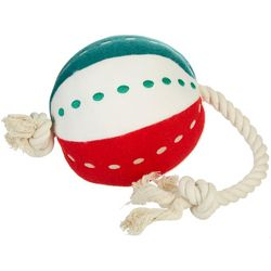 Harry Barker Beach Ball Rope Dog Toy