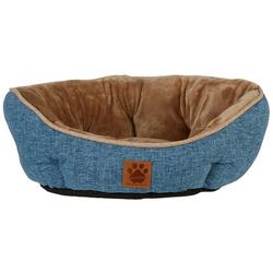 Elegance Clam Shell Dog Bed