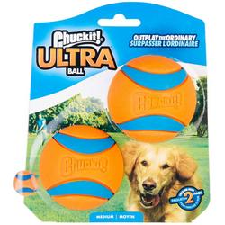 2-pk. Ultra Ball Dog Toy Set