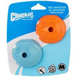 2-pk. The Whistler Dog Toy Set