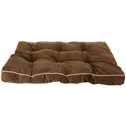 Aspen Pet Luxe Pillow Dog Bed