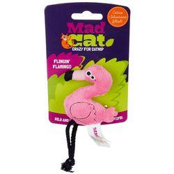 MadCat Flingin' Flamingo Cat Toy