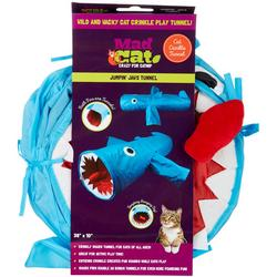 Jumpin' Jaws Tunnel Cat Toy