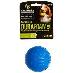 Starmark Medium DuraFoam Dog Ball