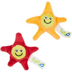 2-pc. Bouncing Star Cat Toy Set
