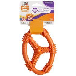 Nylabone Medium Oval Ring Chew Dog Toy