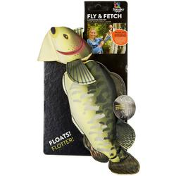 Fly & Fetch Fish Dog Toy