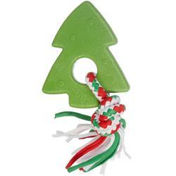 Christmas Tree Teether Dog Toy