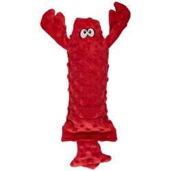 Deluxe Bottle Crusherz Lobster Dog Toy