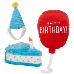 Zippy Paws 3-pc. Pup Happy Birthday Box