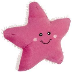 Starla The Starfish Plush Dog Toy