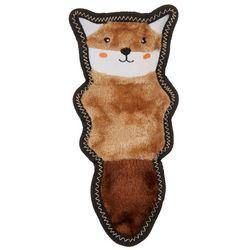 Zippy Paws Z-Stitch Peltz Chipmunk Dog Toy