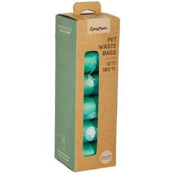 12 Roll Pet Waste Bags