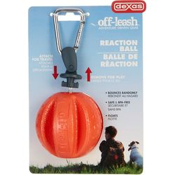 Off Leash Reaction Ball Dog Toy