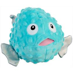 Puffer Fish Dog Toy