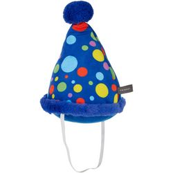 Fringe Studio 9'' Birthday Hat Dog Toy