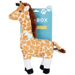 Giraffe Plush Dog Toy