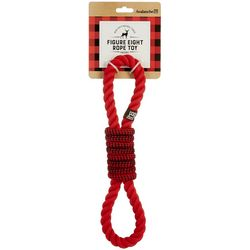 Figure Eight Rope Dog Toy