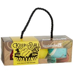 3-pk. Tennis Ball Set