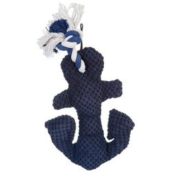9'' Anchor Squeaker Dog Toy