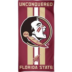 Florida State Unconquered Beach Towel by Wincraft