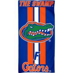 Florida Gators The Swamp Beach Towel