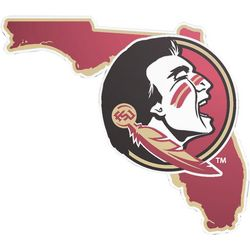 Florida State Seminoles Car Emblem