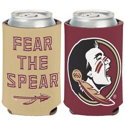 Florida State Flat Can Cooler