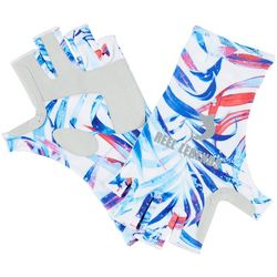 Mens Keep It Cool Splatter Palms Gloves