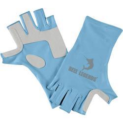 Reel Legends Mens Keep It Cool Solid Gloves