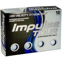12-pk. Impulse Tour Ultra Premium Golf Balls