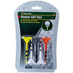 World of Golf 5-pk. Boomer Golf Tees