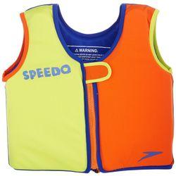 Speedo Boys Classic Swim Flotation Vest