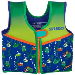 Speedo Boys Fish Swim Flotation Vest