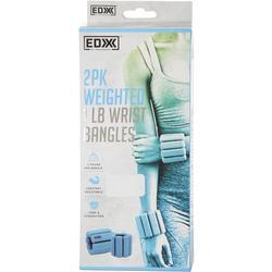 2-pk. Weighted Wrist Bangles Set