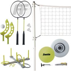 Franklin Sports Fun 5 Combo Home Sports Set
