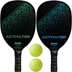 Franklin Sports Activator Pickleball Paddles and Ball Set
