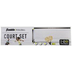 Franklin Sports Pickleball Court Set