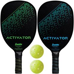 Franklin Sports Activator Pickleball Paddle & Ball Set