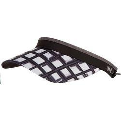 Glove It Womens Abstract Diamond Slide Visor