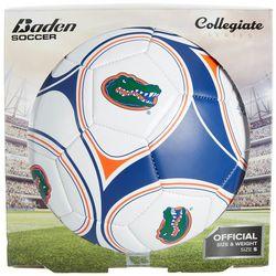 Florida Gators Collegiate Series Logo Soccer Ball